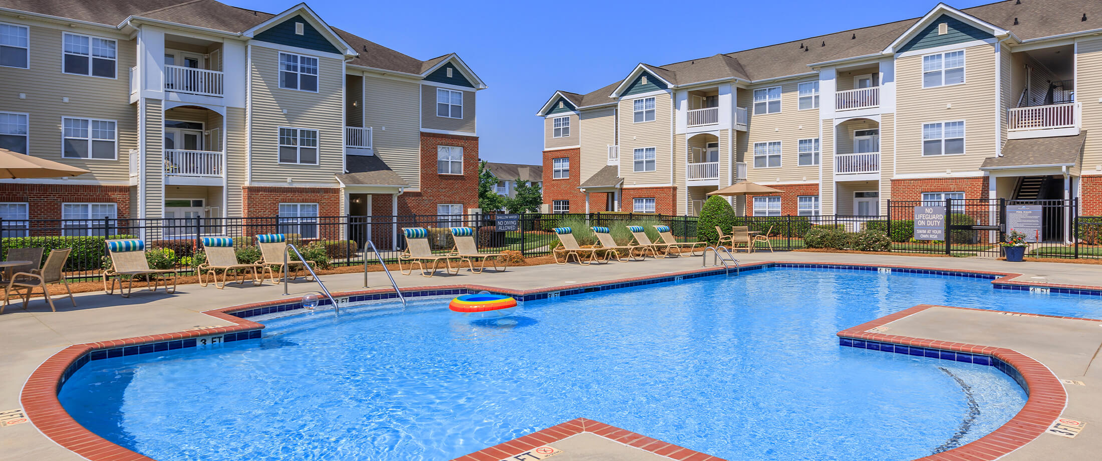 Bradford Park - Apartments in Rock Hill, SC